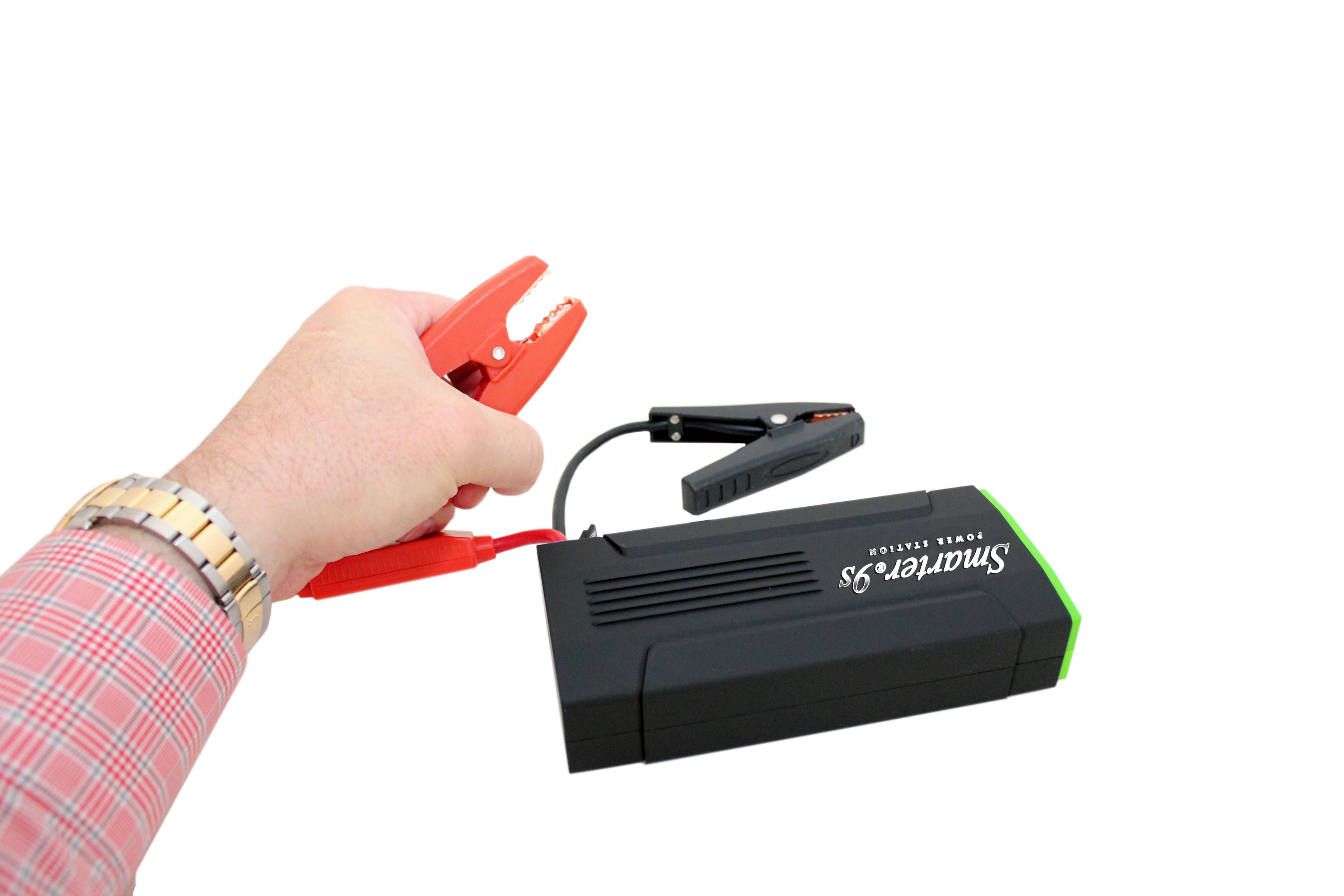 Helt nya Smarter - batteriladdare, start hjälp, startbatteri - Köp OV-87